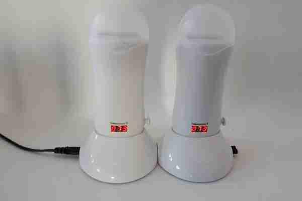 Digitális gyantapatronmelegítő gép Duo