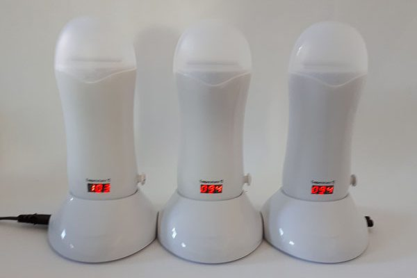 Digitális gyantapatronmelegítő gép Trio
