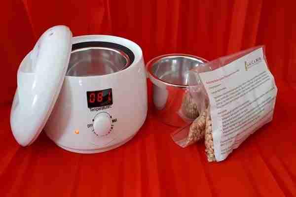 Pro Wax digitális gyantamelegítő szett