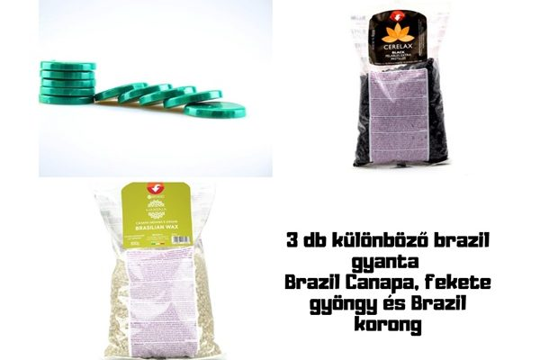 Brazil gyanta mix