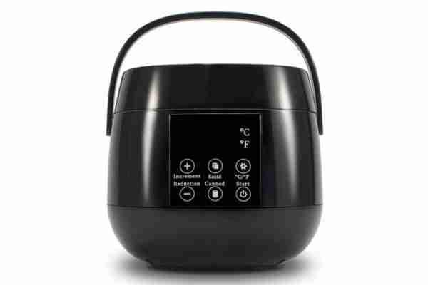 smart digitális tégelyes gyantamelegítő gép