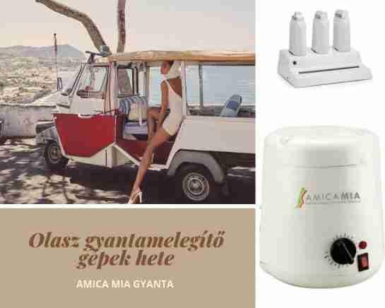 olasz gyantamelegítő
